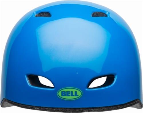 Bell Pint Multisport Toddler Bike Helmet - Blue Perspective: back
