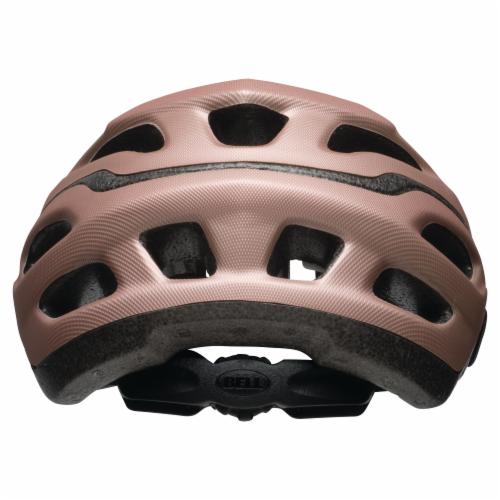 BELL Ferocity Adult Bike Helmet - Rose Gold Perspective: back