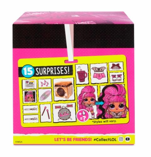 L.O.L. Surprise! Remix Hair Flip Tots Series Blind Bag Perspective: back