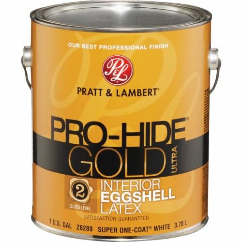 Pratt & Lambert Int Egg Soc White Paint 0000Z8289-16 Perspective: back