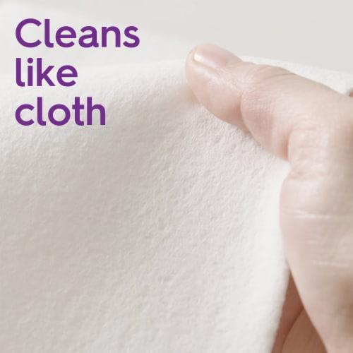 Viva Signature Cloth Paper Towels Perspective: back