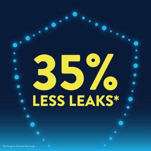GoodNites® Large Boys' Nighttime Underwear Perspective: back