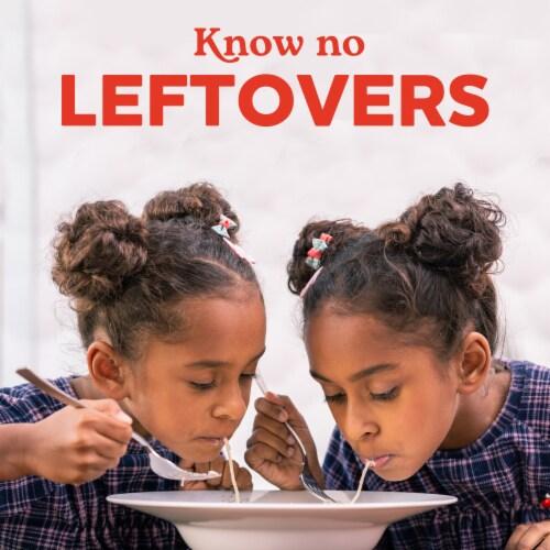 Ragu Chunky Roasted Garlic Sauce Perspective: back