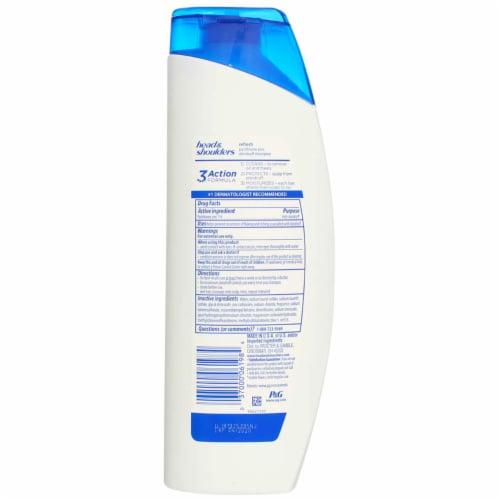 Head & Shoulders Men Refresh Dandruff Shampoo Perspective: back