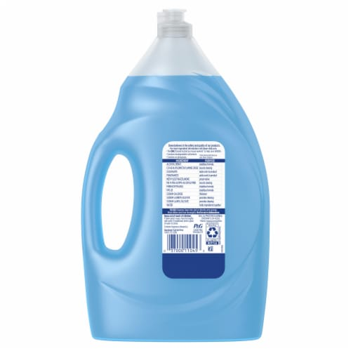 Dawn Ultra Original Scent Dishwashing Liquid Perspective: back