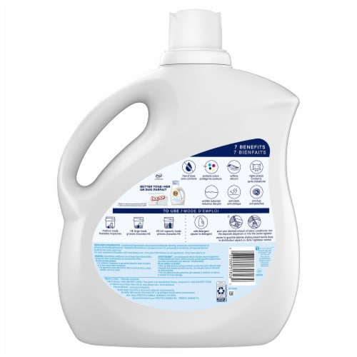 Downy Ultra Free & Gentle Liquid Fabric Conditioner Perspective: back