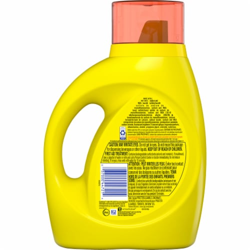 Tide Simply Clean & Fresh Daybreak Fresh Liquid Laundry Detergent Perspective: back