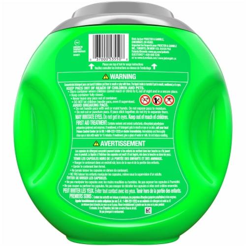 Gain Original Scent Ultra Flings Liquid Laundry Detergent Pacs Perspective: back