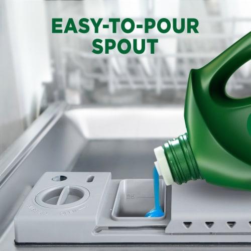 Cascade® Complete Fresh Scent Dishwasher Detergent Perspective: back