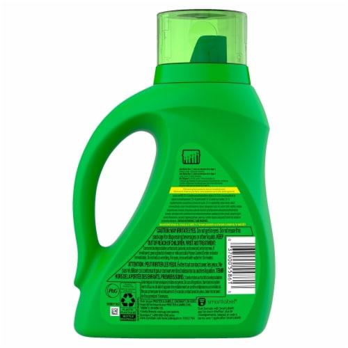 Gain + Aroma Boost Original Liquid Laundry Detergent Perspective: back