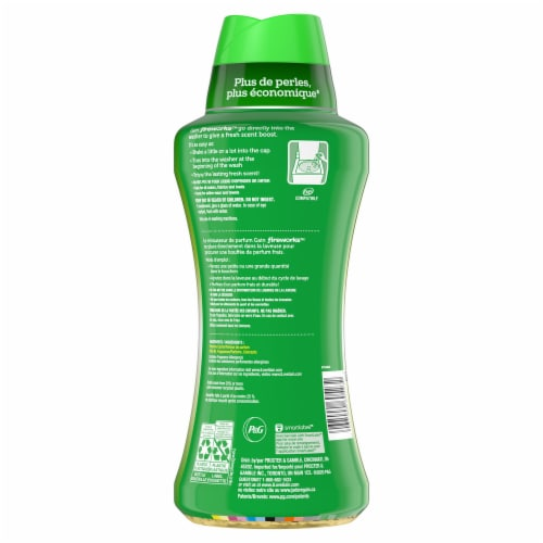 Gain Fireworks Original Scent In-Wash Scent Booster Perspective: back