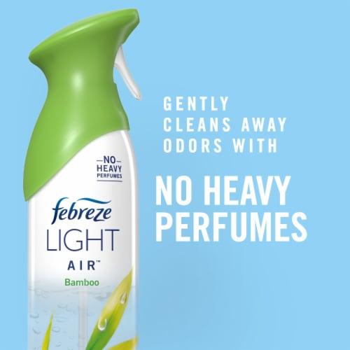 Febreze Light Air Sea Spray Freshener Perspective: back