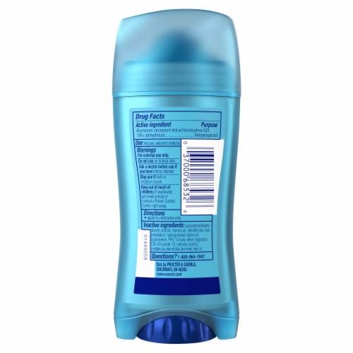Secret Outlast Tea Tree Oil Solid Antiperspirant Deodorant Stick Perspective: back