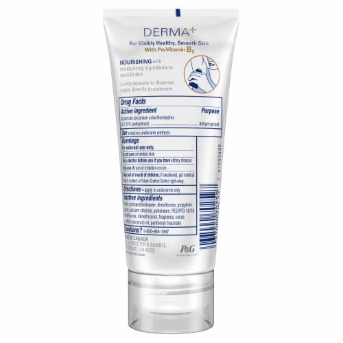 Secret Derma+ Nourishing B5 + Coconut Oil Gel Antiperspirant Deodorant Perspective: back