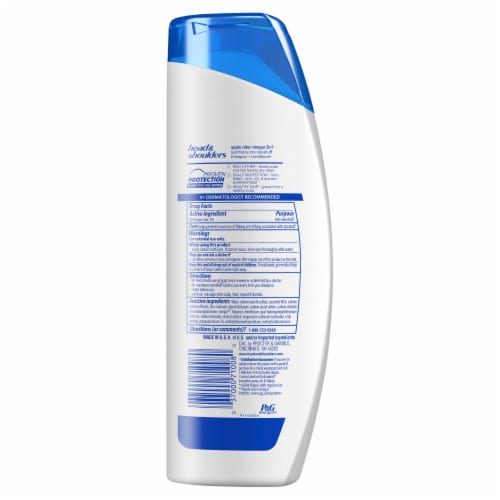 Head & Shoulders Apple Cider Anti-Dandruff Shampoo Perspective: back
