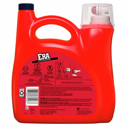 Era® Active Stainfighter™ Liquid Laundry Detergent Perspective: back