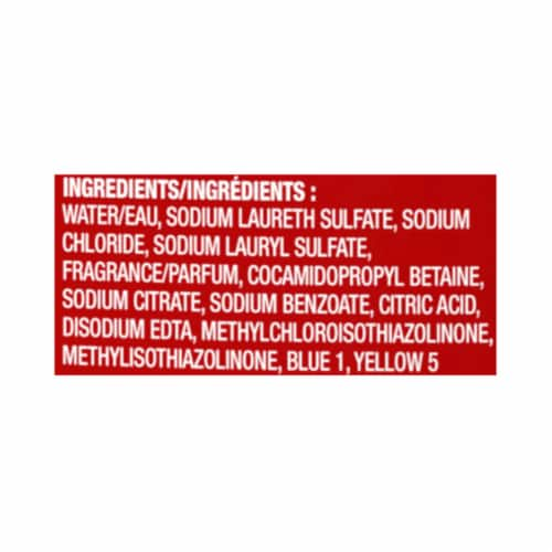 Old Spice Men Swagger Scent of Confidence Body Wash Perspective: back