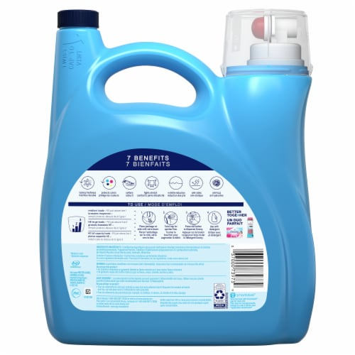 Downy® Ultra April Fresh Fabric Conditioner Perspective: back