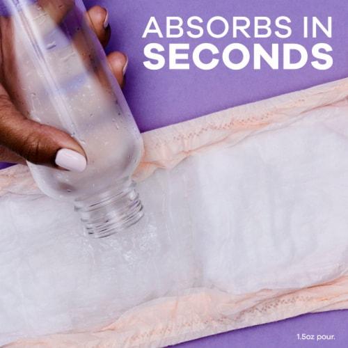 Always Discreet Boutique Small Medium Maximum Incontinence Underwear Perspective: back