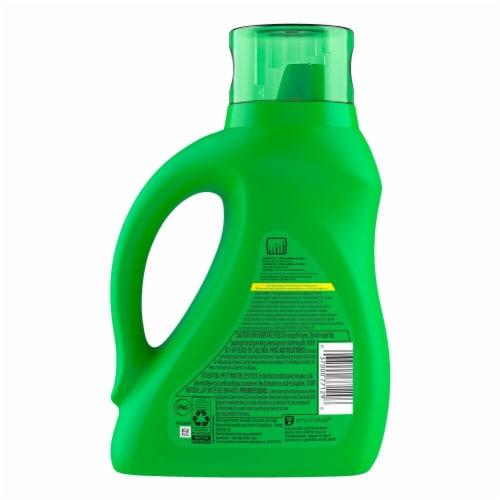 Gain® + Aroma Boost Moonlight Breeze Liquid Laundry Detergent Perspective: back