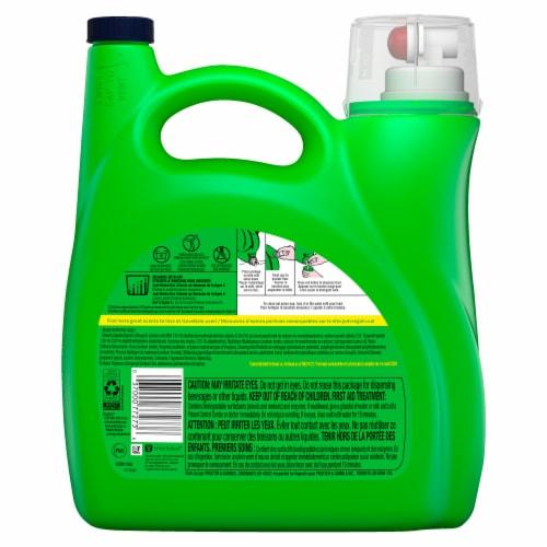 Gain® Original Liquid Laundry Detergent Perspective: back