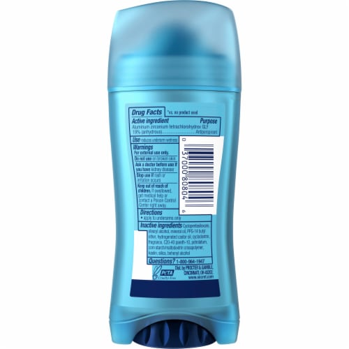 Secret Outlast Anything Protecting Powder Women's Antiperspirant Stick Perspective: back