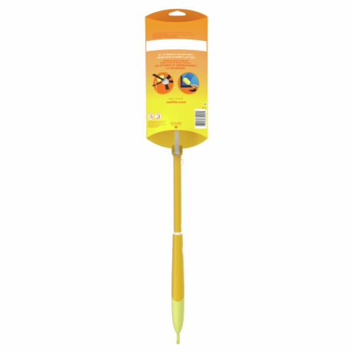 Swiffer 360 Heavy Duty Duster with Extendable Handle Starter Kit Perspective: back