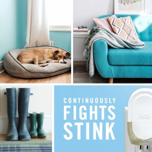 Febreze Plug Mediterranean Lavender Scented Oil Refills Perspective: back