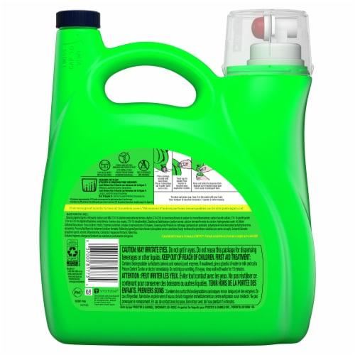 Gain® Lavender Liquid Laundry Detergent Perspective: back