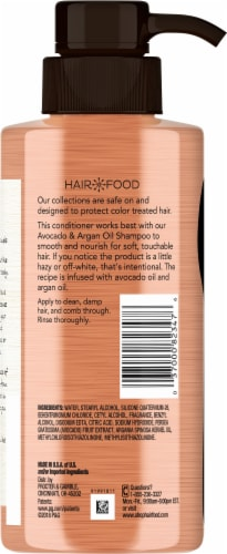 Hair Food Avocado & Argan Oil Smoothing Conditioner Perspective: back
