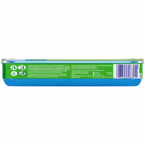 Swiffer Sweeper Wet Mopping Cloths with Gain Scent Perspective: back