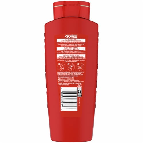 Old Spice High Endurance Body Wash for Men Pure Sport Scent for Women Perspective: back