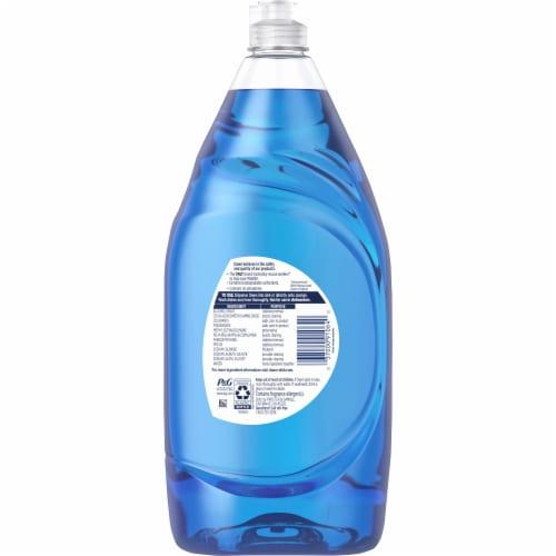 Dawn Ultra Original Dishwashing Liquid Perspective: back