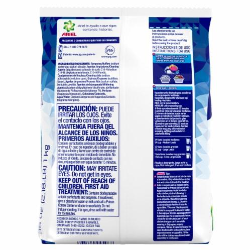 Ariel Original Laundry Detergent Powder Perspective: back