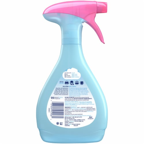 Febreze Downy April Fresh Scent Fabric Refresher Spray Perspective: back