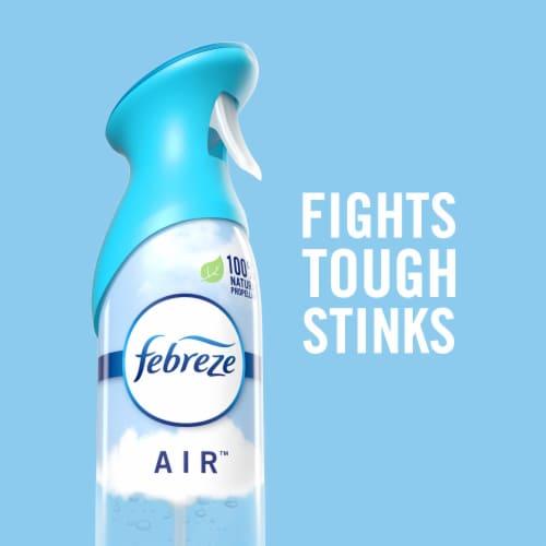 Febreze Air Heavy Duty Air Freshener Spray Perspective: back