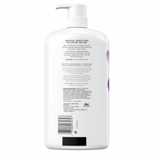 Olay Age Defying with Vitamin E Body Wash for Women Perspective: back