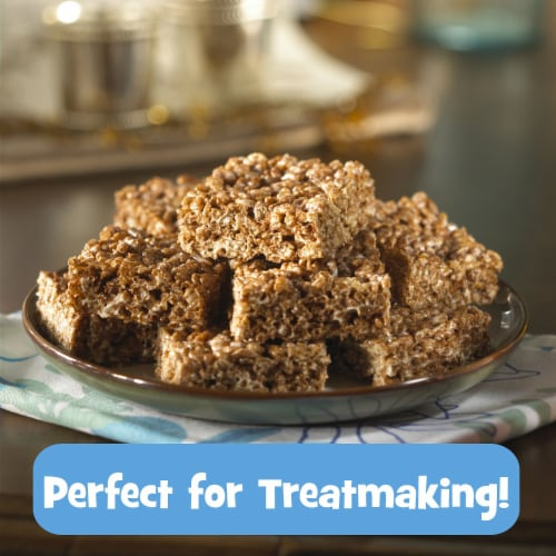 Cocoa Krispies Cereal Perspective: back