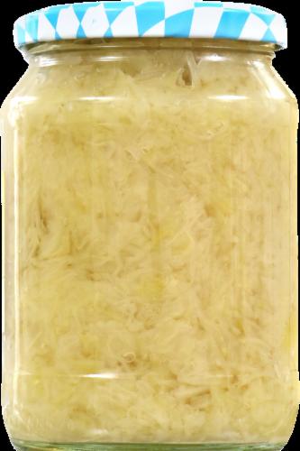 Hengstenberg Bavarian Style Sauerkraut With Wine Perspective: back