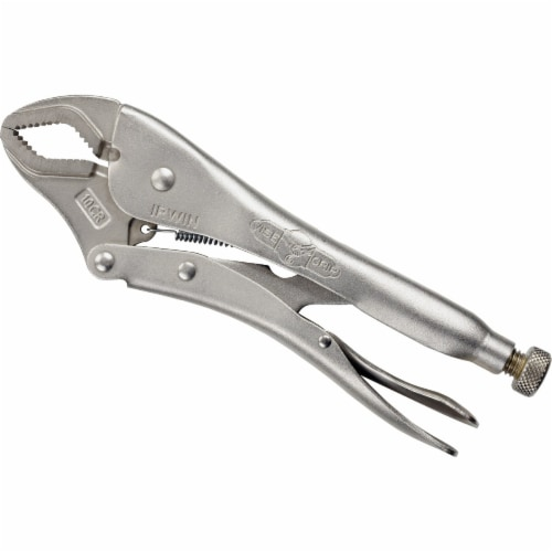 Irwin® Vise-Grip® Curved Locking Pliers Perspective: back