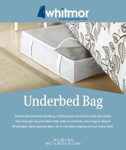 Whitmor Under-Bed Bag Perspective: back