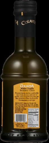 Colavita Balsamic White Truffle Glace Perspective: back