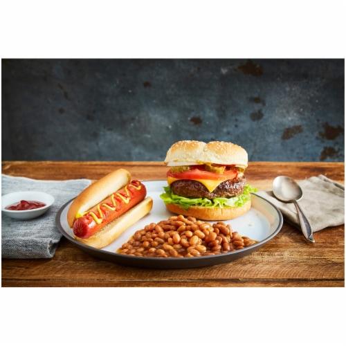 Bush's Best Vegetarian Baked Beans Perspective: back