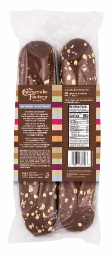 The Cheesecake Factory At Home Brown Bread Wheat Mini Baguettes Perspective: back