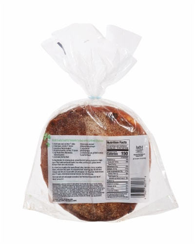 Wholesome Harvest Irish Soda Loaf Perspective: back