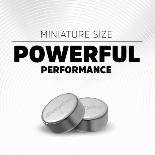 Energizer® 12-Volt A23 Alkaline Batteries Perspective: back