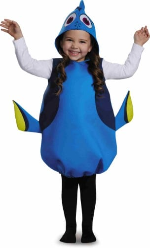 Dory Classic Child's Costume - One Size Perspective: back