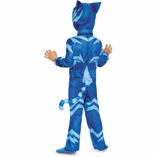 Catboy Classic Toddler PJ Masks Costume, Small/2T Perspective: back