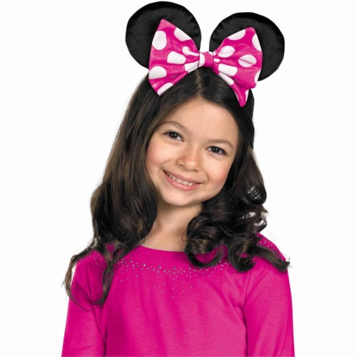 Minnie Mouse Bowtique Bow Assortment (One Size Fits All) Perspective: back