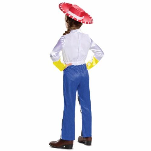 Disney Pixar Jessie Toy Story 4 Classic Girls' Costume (4-6X) Perspective: back